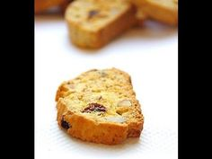 Recette de gâteaux marocains : Fekkas ou biscotti  حلويات مغربية : الفقا...