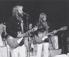 Al Jardine and Carl Wilson of the Beach Boys Dean Wilson, Carl Wilson, Santa Clara County, The Beach Boys, Rock Legends, Local History, Guitar, Angel, Memories
