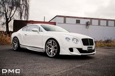 "2013 Bentley Continental GTC ""Duro"" BY DMC"