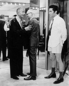 """""""Live a Little, Love a Little"""" Rudy Vallee and Elvis"""