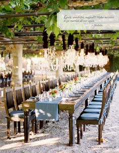 Awesome guide for table seating for parties!