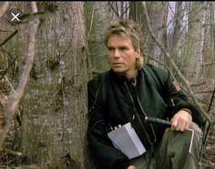 Macgyver Original, Grey Picture Frames, Richard Dean Anderson, Rage, Charity, Tv Shows, Faith, Hero, Actors