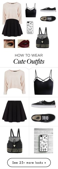 """Cute fall Outfit"" by sarasoldano on Polyvore featuring Polo Ralph Laure"