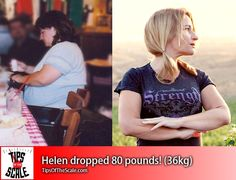 """Podcast interview with Tips of the Scale. How I lost the 80lbs, how to fit exercise in when busy, and what, really, is the """"secret"""" to weight loss."""
