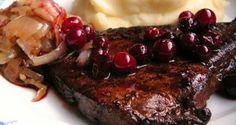 Herkkusuun lautasella-Ruokablogi: Maksaa paistetun sipulin kera