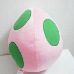 Super Mario Brothers Bros Yoshi Egg Pink Plush Doll Toy 9 KTWJ158 by Generic, http://www.amazon.com/dp/B008NMVIE4/ref=cm_sw_r_pi_dp_pppYrb1XT4JS2