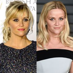 Celebrities With Bangs Pictures Blonde Hair Blue Eyes Makeup, Blonde Hair With Bangs, Honey Blonde Hair, Blue Hair, Medium Length Blonde, Medium Blonde Hair, Medium Hair Cuts, Medium Hair Styles, Long Hair Styles