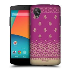 Head Case Saree Protective Snap on Back Case Cover for LG Google Nexus 5 D821 | eBay