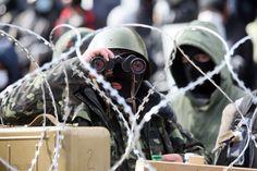 Aufstand in der Ostukraine: Kiewfürchtet zweite Abspaltung - SPIEGEL ONLINE