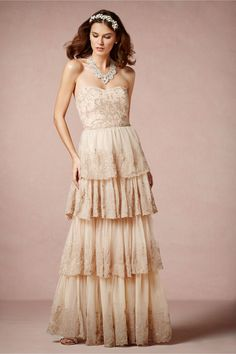 Rosecliff Gown from BHLDN
