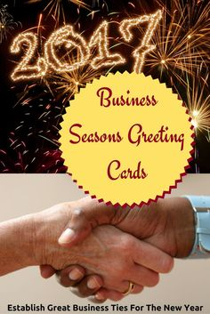 Strengthen your ties with business partners, colleagues, supplies and everyone who has helped your business grow with these New Year Business greeting cards!