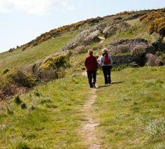 Walking on the Llyn Peninsula