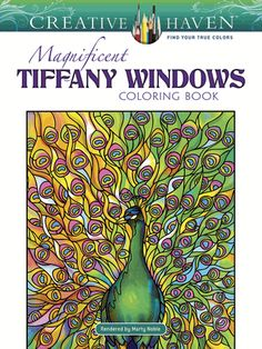 Discover some of Louis Comfort Tiffany's finest work with reproductions of the artist's stained glass windows. Color 31 renderings of gardens and forests, river valleys, Biblical scenes, memorial windows, more.