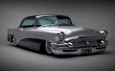 If I had an extra 50's car lying around.........