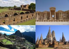 Mysterious Ancient Sites | Machu Picchu , in Peru: The most famous and the most popular ruins ...