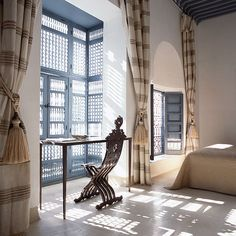 Ryad Dyor boutique hotel in the Marrakech Medina is a stylish luxurious place to stay. Ryad Dyor in Marrakech is a luxury riad with stylish rooms and suites. House Design, Decor, Marrakech Hotel, House, Moroccan Design, Interior Architecture, Home, Interior And Exterior, Modern