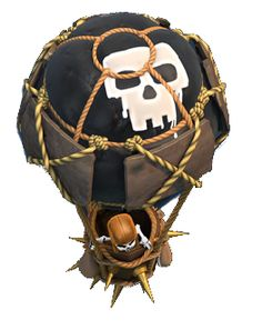 clash of clans troops balloon - Google Search