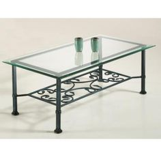 table basse en fer forg table intrieur dcoration maison dcoration jardin