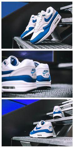 23678729c2d0 Nike Air Max 1 OG  Blue Air Max 1 Og