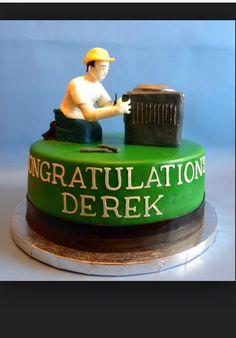 Hvac cake