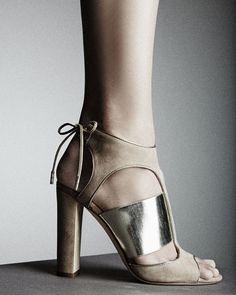 Chunky Heels #NMshoelove
