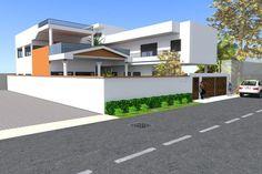 Project de construction d'une villa a Ouagadougou au Burkina-Faso, Albert Kwessi