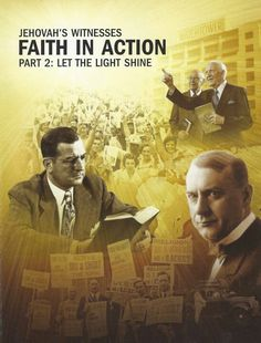 About Jehovah's Witnesses and their history,       http://tv.jw.org/#video/VODOurHistory/pub-ivfa2_E_0_VIDEO