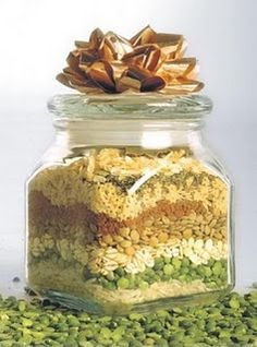 soup mix in a jar
