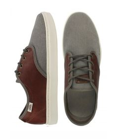Vans OTW Ludlow Shoes - (Military) Bungee $80.00 #vans #otw #ludlow