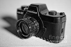 Vintage Pentax Auto 110 My first Pentax Camera