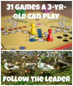 Learn all about a classic game that even your 3-yr-old can join in with and enjoy!