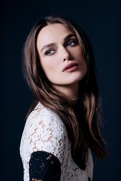 Keira -- love this picture, she's gorgeous