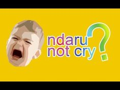 Little Child Crying in the morning | NDARU WIDHI  | FUNNY BABY