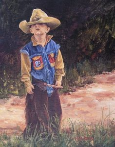 Say What - June Dudley Fine Art Paintings and Prints