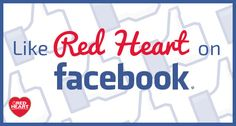 Learn about Red Heart's Facebook page!