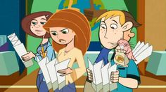 All of the Kim possible episodes for free!