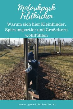 Motorikpark Feldkirchen | | GoWithTheFlo Railroad Tracks, Dubai, Baby, Europe, Activities For Toddlers, Beautiful Hotels, Family Vacations, Travel Report, Road Trip Destinations