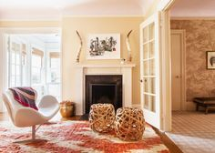 5 ways to refresh your home for winter. Interior designer Chloe Warner shares her favorite ways to keep the indoors their coziest when it's cold.