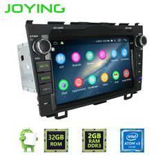Joying Latest 2GB RAM 2Din Android 6.0 Car Multimedia system for CRV Radio For Honda CR-V HD touch screen GPS Head Unit for CRV //Price: $US $287.99 & FREE Shipping //