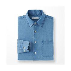 MEN Premium Linen Long Sleeve Shirt