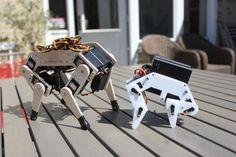 Felix V2   Let's Make Robots!