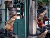 Book Shop in Wigtown
