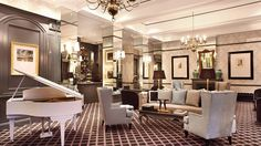 2015 Interior Design trends for Hospitality projects: What is coming! Colorful Interior Design, Best Interior Design, Interior Design Inspiration, Interior Designing, Haymarket Hotel, Home Decor Trends, Luxury, Furniture, Cafes