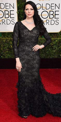 Golden Globes 2015: Laura Prepon