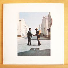 PINK FLOYD - Wish you were here Vinyl LP Shine on you crazy Diamond Have a Cigar