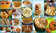 Your Favorite Gluten-Free Apple Desserts—Top 175 Recipes! via All Gluten-Free Desserts