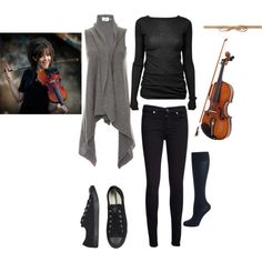 Lindsey Stirling outfit