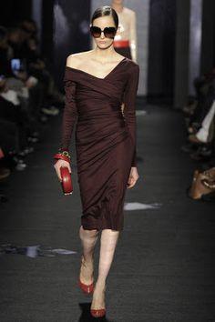 Diane von Furstenberg F/W 2012