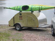 Camping with Kayaks
