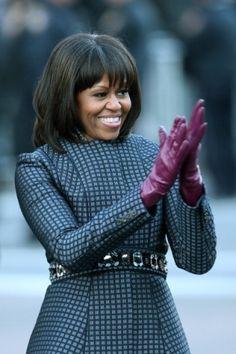 Michelle Obama. GETTY